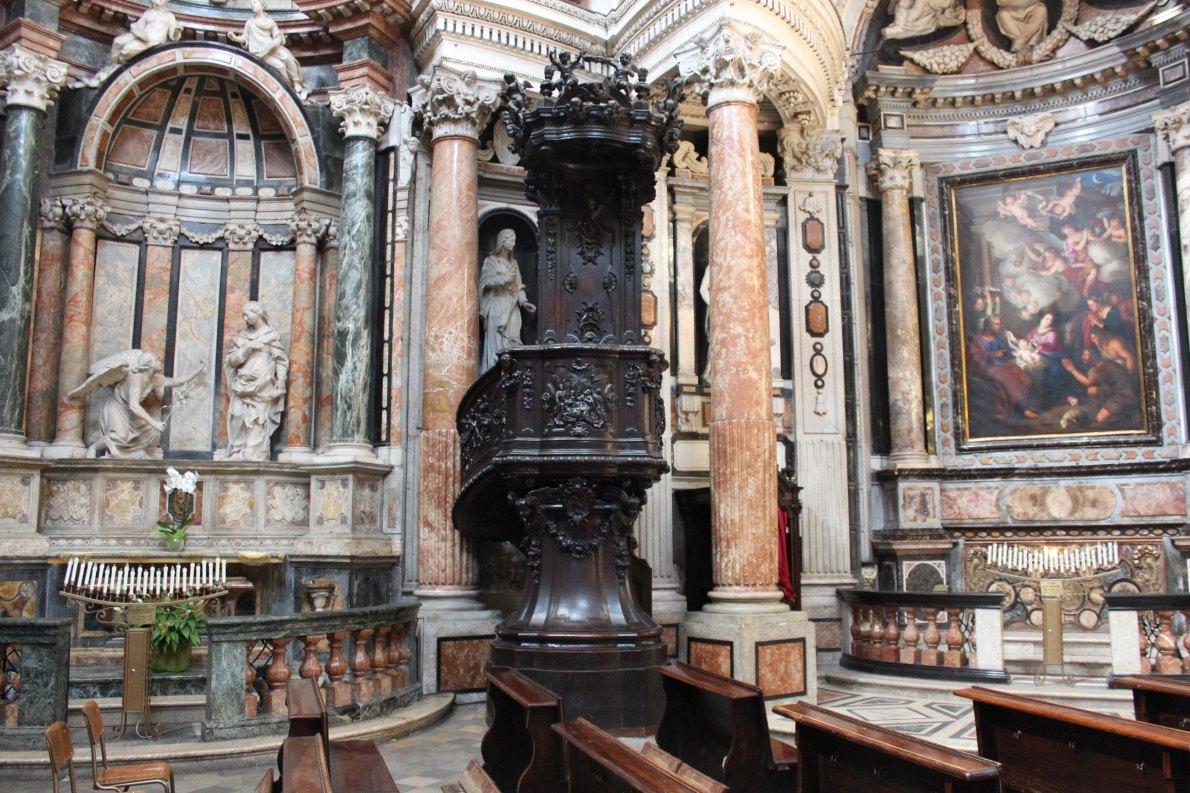 immagine Il pulpito